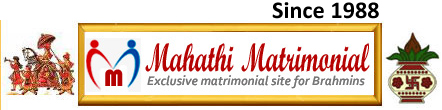 Mahathi Matrimonial- Exclusive Matrimonial Site for Brahmins